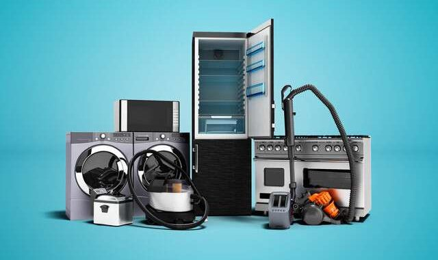 Energy-Efficient Home Appliances