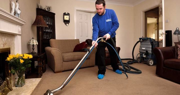 Carpet Cleaning Techniques and Tools