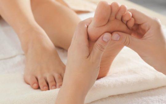 Foot Massage: A Foot Fetish